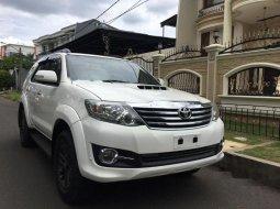 Jual Toyota Fortuner G 2015 harga murah di Banten