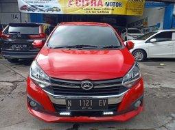 Jual Daihatsu Ayla R 2019 harga murah di Jawa Timur