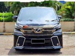Jual Toyota Vellfire ZG 2015 harga murah di DKI Jakarta