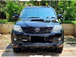 Jual Toyota Fortuner G TRD 2015 harga murah di DKI Jakarta