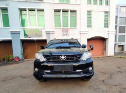 Jual cepat Toyota Fortuner G TRD 2015 di DKI Jakarta