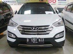Jual mobil bekas murah Hyundai Santa Fe CRDi 2013 di DKI Jakarta