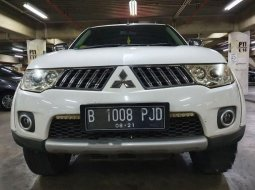 Jual Mitsubishi Pajero Sport Exceed 2011 harga murah di DKI Jakarta
