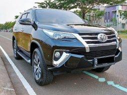 Jual mobil Toyota Fortuner VRZ 2017 bekas, DKI Jakarta
