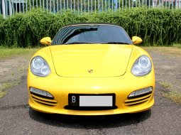 Porsche Boxster PDK 2.9 CABRIOLET AT 2011 Kuning PAKAI 2012