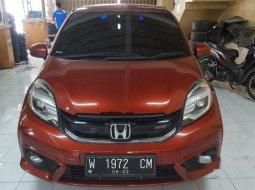 Jawa Timur, jual mobil Honda Brio RS 2017 dengan harga terjangkau