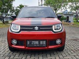 Suzuki Ignis 1.2 GX AGS 2019 Wrn Merah Mulus Terawat TDP 25Jt