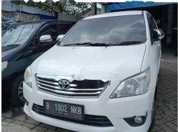 Jual cepat Toyota Kijang Innova G 2012 di Banten
