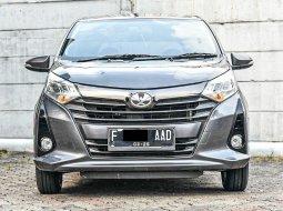 Toyota Calya G 2020 Abu-abu