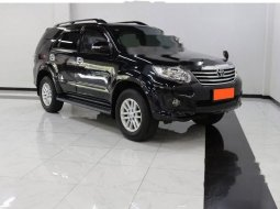 Jual cepat Toyota Fortuner G Luxury 2012 di DKI Jakarta