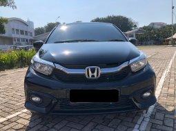 Honda Brio Satya E CVT 2020 Hitam