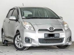 Toyota Yaris E 2012 Sedan