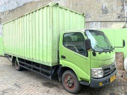 9300KM ANTIK MURAH Hino Dutro 110LDL box besi 2014 CDD LONG 110 LDL