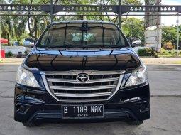Toyota Kijang Innova 2.0 E AT 2015 Wrn Hitam Pjk Pjg Terawat TDP 23Jt