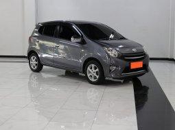 Toyota Agya 1.0 G AT 2014 Abu-abu