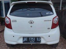 Jual Toyota Agya G 2013 harga murah di Lampung