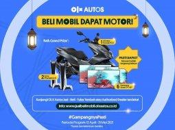 Mobil Toyota Avanza 2012 G terbaik di Banten