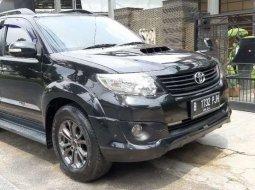 Jual Toyota Fortuner TRD 2014 harga murah di Lampung