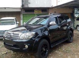 Jual mobil Toyota Fortuner G 2010 bekas, Sumatra Selatan
