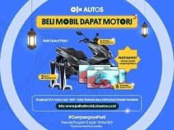 Jual cepat Daihatsu Ayla M 2018 di Banten