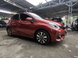 Sumatra Utara, jual mobil Honda Brio RS 2018 dengan harga terjangkau