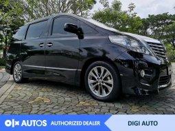 Mobil Toyota Alphard 2010 S dijual, DKI Jakarta