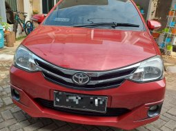 Toyota Etios Valco G 2015 Merah
