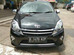 Toyota Agya 1.0 G A/T 2014 Hitam