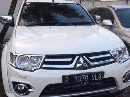 Jual cepat Mitsubishi Pajero Sport 2015 di Banten
