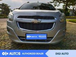 Jual cepat Chevrolet Spin LTZ 2014 di DKI Jakarta