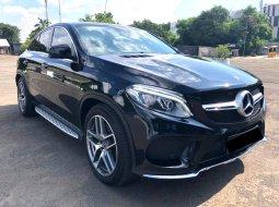 Mercedes-Benz GLE 400 2017 Hitam