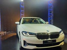 THE NEW BMW 530i OPULENCE 2021