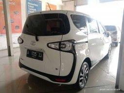Jual cepat Toyota Sienta V MT 2017 di Banten