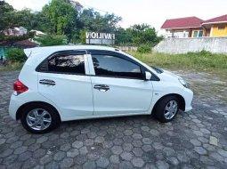 Jual mobil Honda Brio E 2018 bekas, Lampung