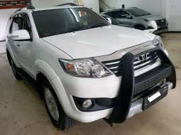 Jawa Timur, Toyota Fortuner V 2012 kondisi terawat