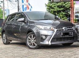 Toyota Yaris G 2014 Abu-abu