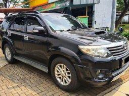 Toyota Fortuner Vnt TRD Diesel 2013 AT Hitam