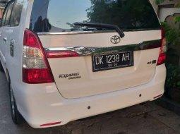 Bali, Toyota Kijang Innova G 2013 kondisi terawat