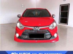 Jual mobil bekas murah Toyota Agya TRD Sportivo 2018 di Sumatra Selatan