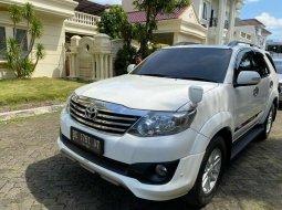Toyota Fortuner 2012 Sumatra Selatan dijual dengan harga termurah