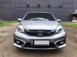 Honda Brio Rs 1.2 Automatic 2016 Silver