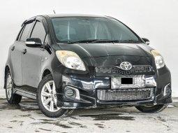 Toyota Yaris E 2012 Hitam