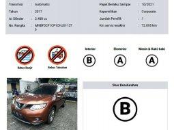 Mobil Nissan X-Trail 2017 2.5 CVT dijual, DKI Jakarta
