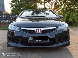 Sumatra Selatan, Honda Civic 2010 kondisi terawat