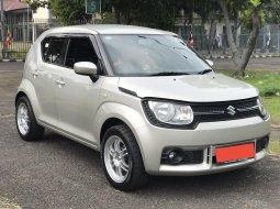 Suzuki Ignis GL AGS 2017 pakai 2018 Abu-abu