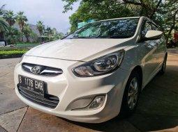 Jual Hyundai Grand Avega GL 2013 harga murah di DKI Jakarta
