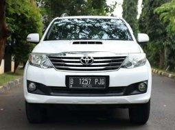 Jual mobil Toyota Fortuner G 2013 bekas, DKI Jakarta