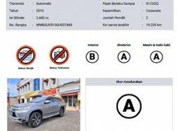 Mobil Mitsubishi Pajero Sport 2016 Dakar dijual, DKI Jakarta