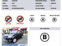 DKI Jakarta, jual mobil Toyota Fortuner G TRD 2013 dengan harga terjangkau