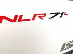 4rd L 125ps ada3 Isuzu elf engkel LONG NLR71L box besi 2018 cde NLR 71